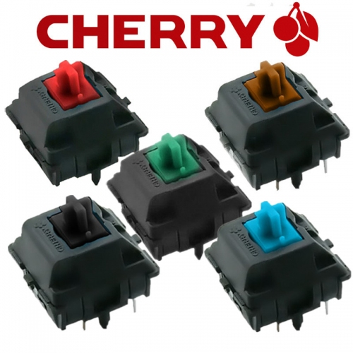 Why choose Cherry Switch for mechanical keyboard