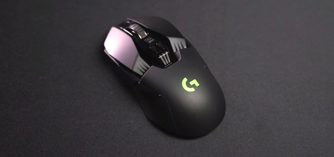 With this pair of accessories from Logitech, charging wireless mice is just a thing of the past - Photo 1.
