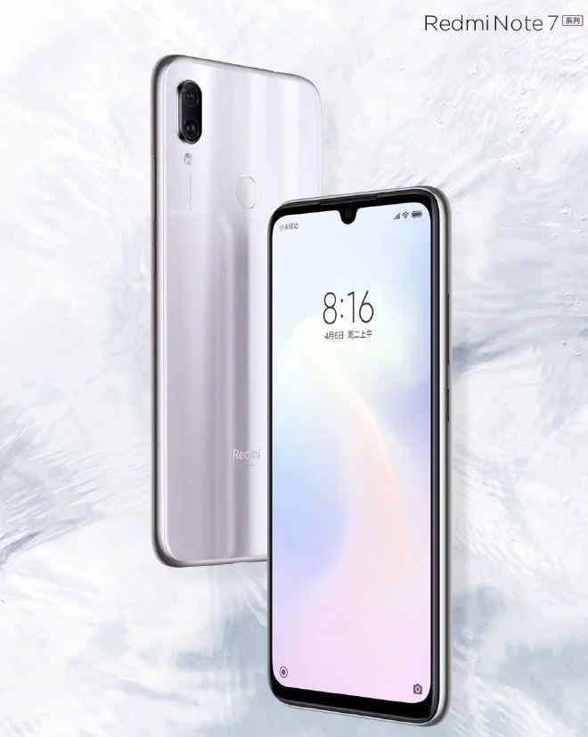 Sforum - Latest technology information page Redmi-Note-7-White Xiaomi announces the white version of Redmi Note 7 and will reward anyone who guesses the correct name of this color