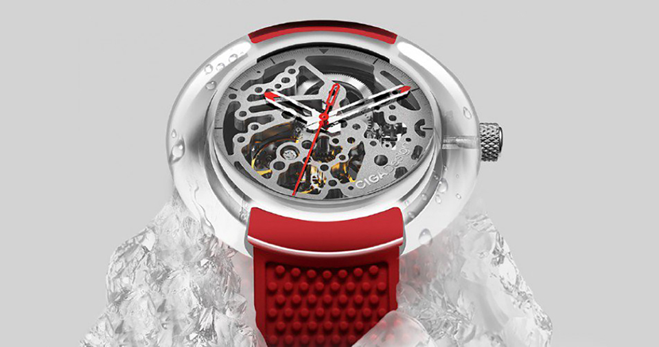Sforum - Latest technology information page xiaomi-ciga-watch-1 Xiaomi launches a new CIGA Design T series mechanical watch with a minimalist design, priced at VND 1.68 million.