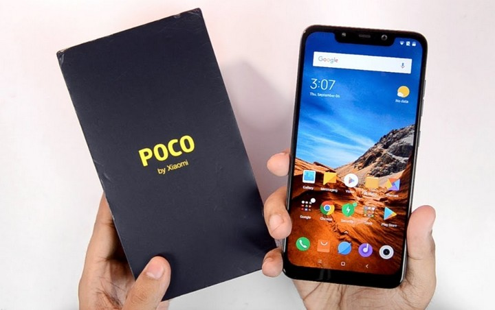 Xiaomi may have silently declared the brand of Poco? - VnReview