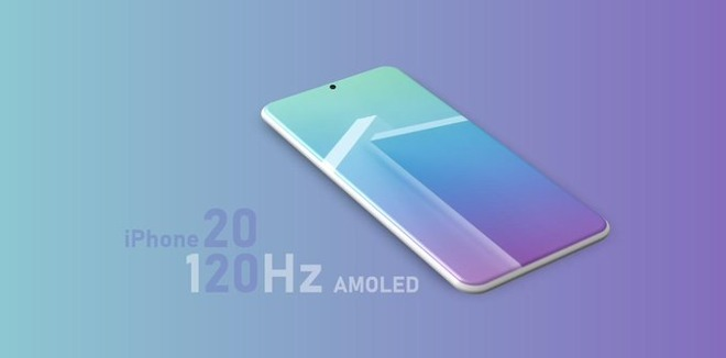 Sforum - Latest technology information page 32052-54473-2020iphone-promotion iPhone 2020 will be equipped with OLED screen with 120Hz scanning frequency