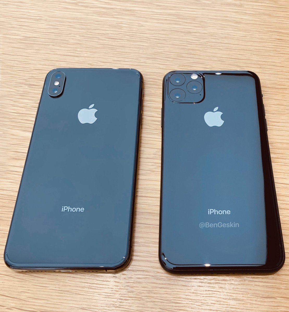 Sforum - The latest technology news page he-iPhone-XI-1 iPhone XI comes with super nice design next to iPhone XS