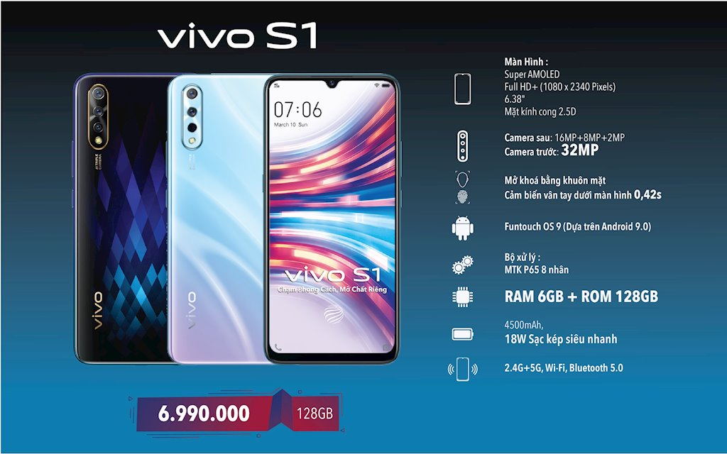 4 vivo smartphones suitable for young people