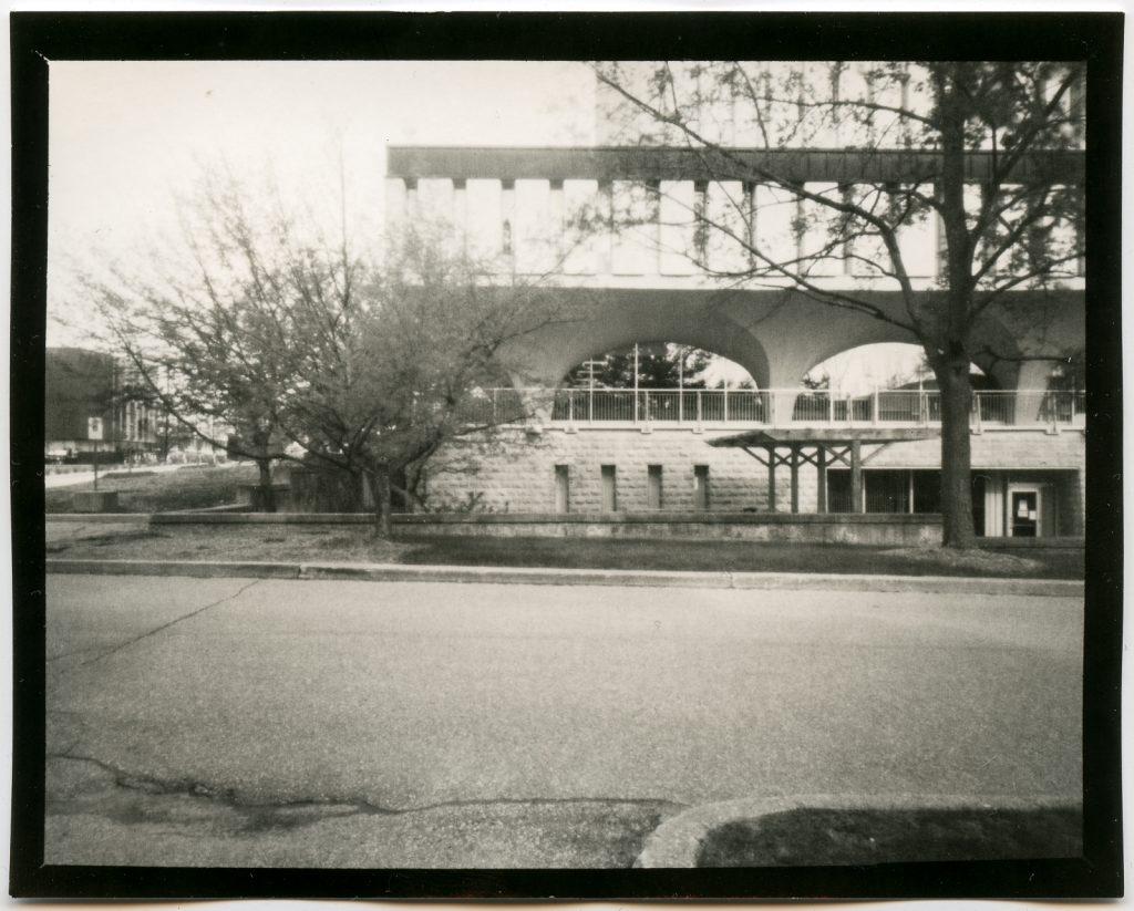5 Frames with an Ilford Obscura and Direct Positive Paper - By Ellsworth Bell