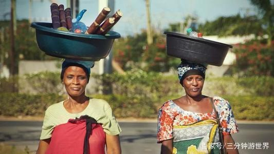 African women and a great technique put the whole world on the top, whoever can't do it alone - husband 1