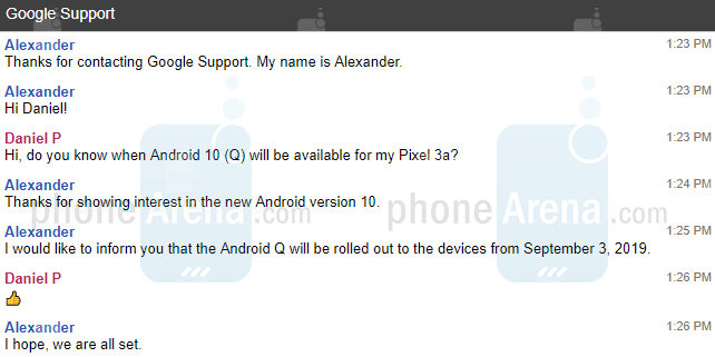Android 10 release date confirmed: Here