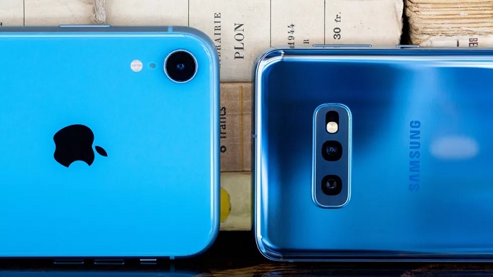 Apple and Samsung in the battle in the ultra-premium market share - VnReview