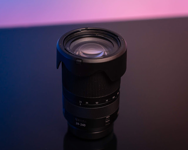 Canon RF 24-240mm f4-6.3 Lens First Look