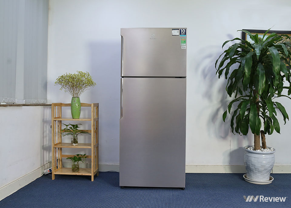 """Evaluation of Electrolux NutriFresh Inverter ETB4600B-G: """"different"""" in the vegetable compartment - VnReview"""