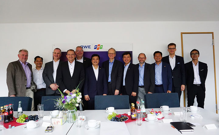 FPT provided technology solutions for German energy giant RWE - VnReview