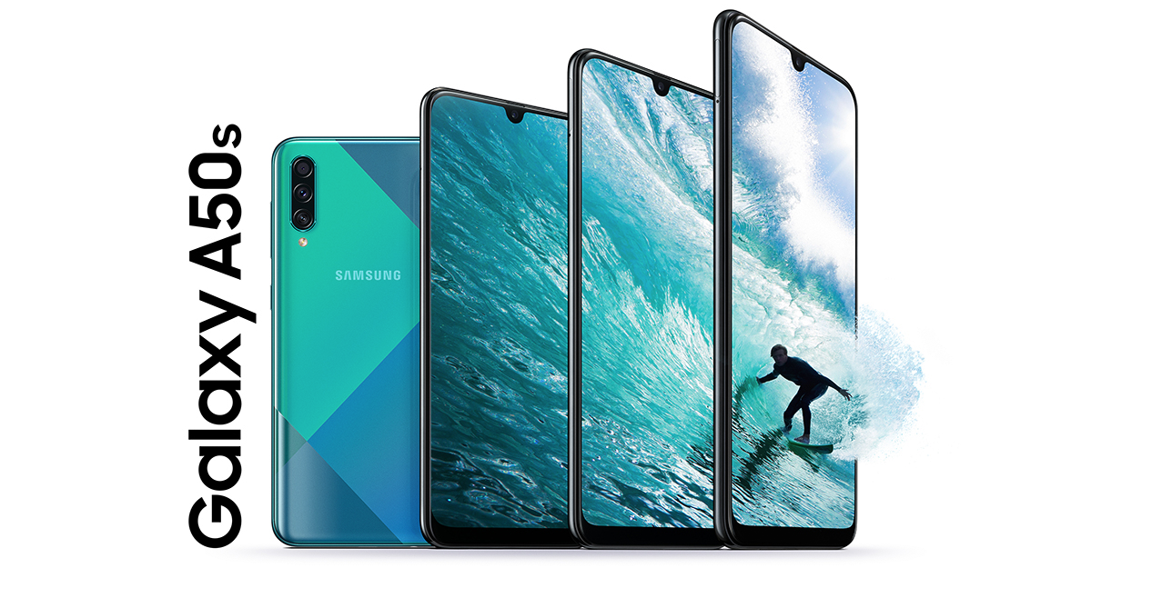 Sforum - Screen-Shot-2019-Latest technology page Screen-Shot-2019-08-29-at-23.03.24 Galaxy A30s and A50s launched in Vietnam with prices from 6.29 million, pre-orders received gifts