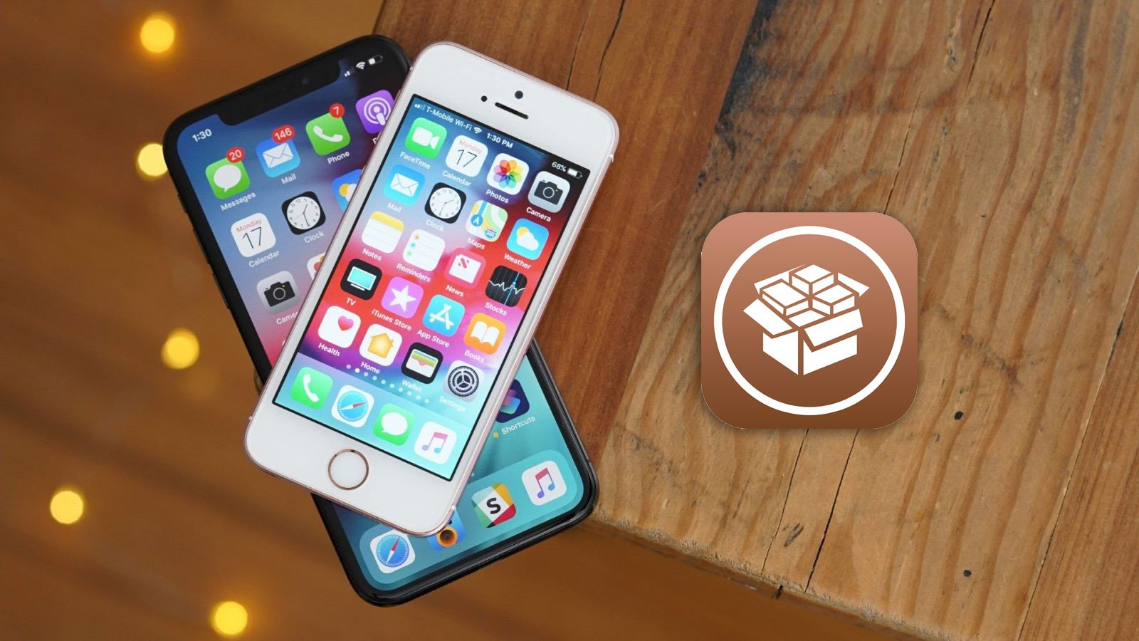 Have you jailbroken iOS 12.4, what do you install mod, tweak?