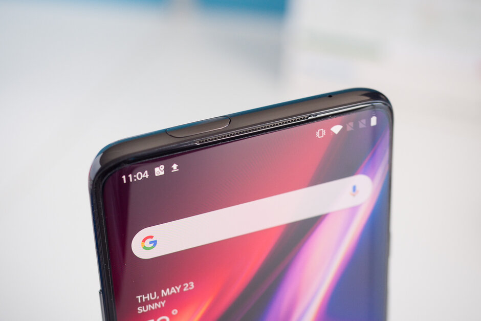 The OnePlus 7 Pro - Here