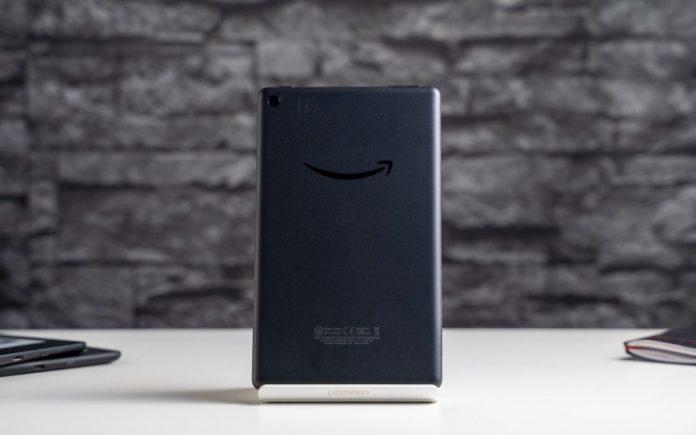 Amazon Fire 7 design