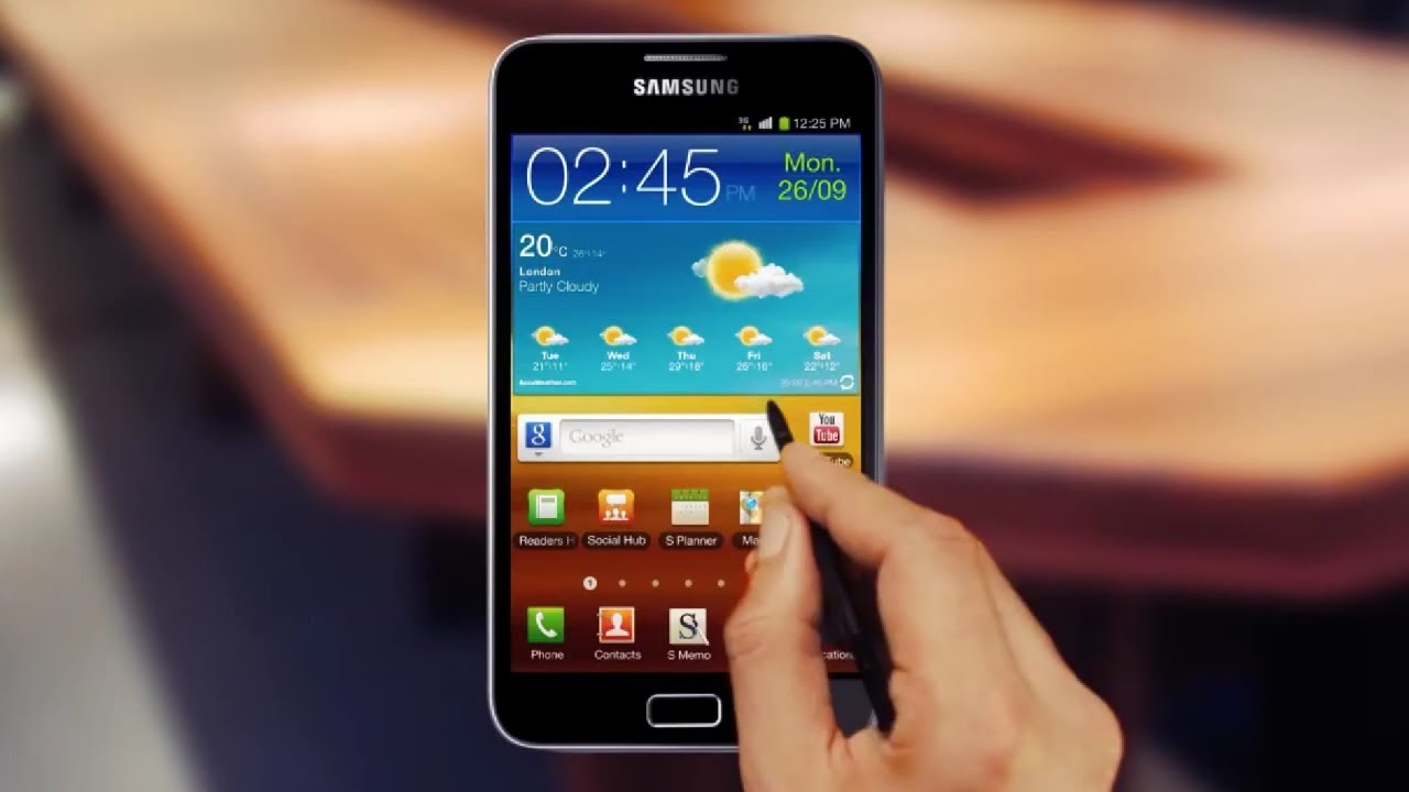 How did Galaxy Note change the technology market? / Looking back at Galaxy Note - the Phablet changes the technology market