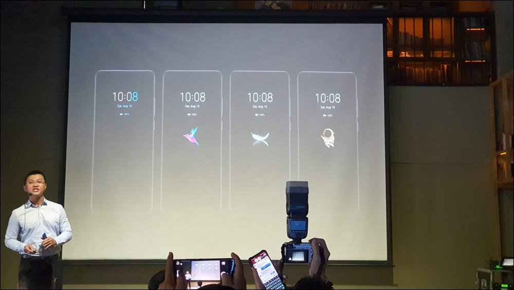 Huawei launched EMUI 10 in Vietnam, changing the interface a lot