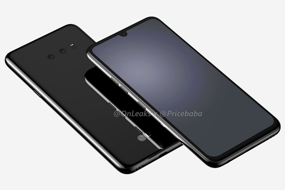 LG G8X ThinQ design leak shows smaller notch, two rear cameras