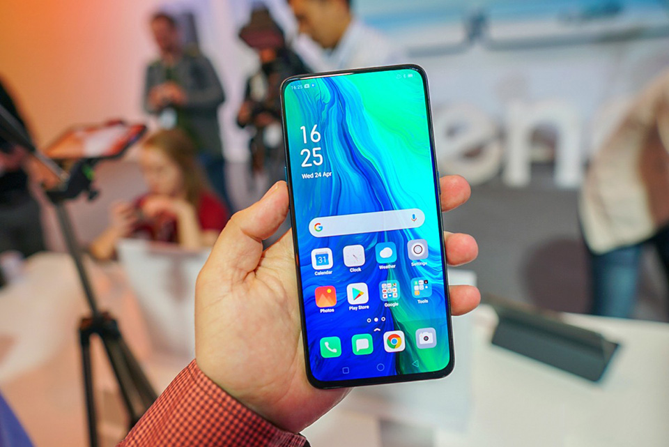 Sforum - OPPO-Reno-moi-1 latest technology information page OPPO will launch a new Reno smartphone in India this August
