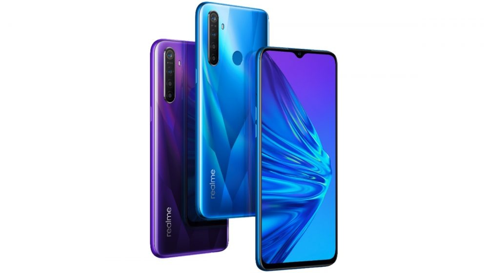 Sforum - Realme-5-3-1000x560 Realme XT latest technology information page launched: 4 64MP rear cameras, Snapdragon 712, 4000mAh battery, released in September