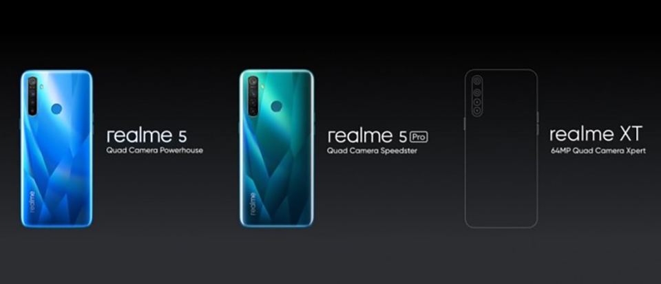 Sforum - Latest news-information-Realme-XT Realme XT information page with 4 64MP rear camera settings will be released in September
