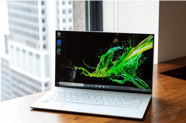 Review Acer Swift 7: sacrificing many things to thin and light - VnReview