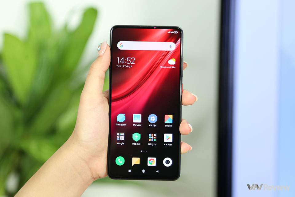 Review Xiaomi Mi 9T: Deserve every co-spent - VnReview