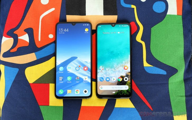 Sforum - Latest technology information page gsmarena_020 Xiaomi Mi A3 review: High-end design, terrible battery, worth buying mid-range segment