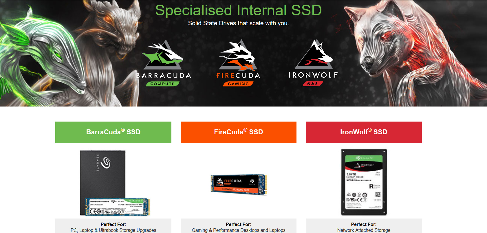Seagate BarraCuda 250GB SSD Review: embark on a new battle
