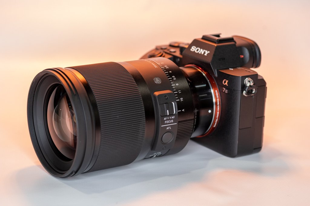 Sigma 35mm f/1.2 Art for Sony FE, Sigma's Fastest Lens Ever