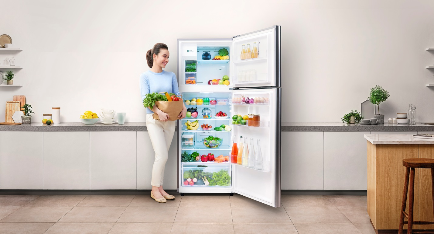 Experience buying refrigerators