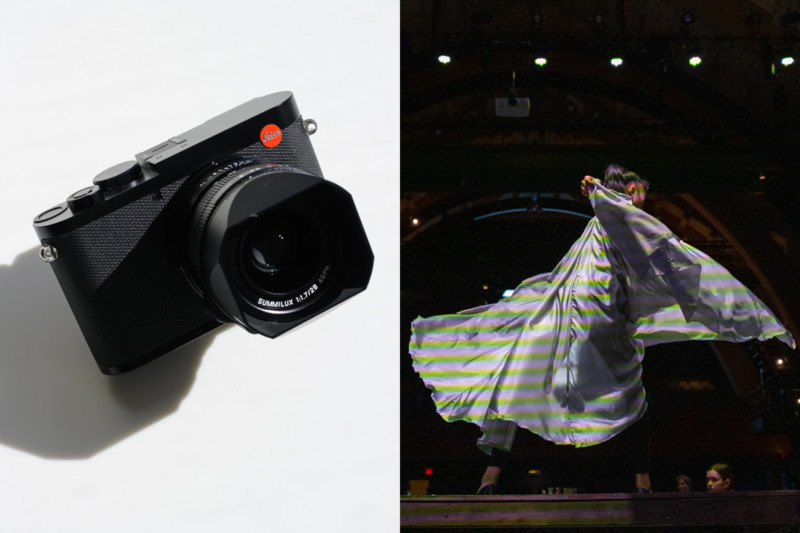 Two Issues I Had with the Leica Q2 in the 1st Month: Dust and Banding