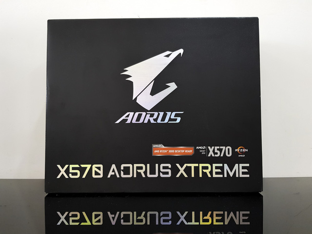 Open the box of the 1170 VND X570 Aorus Xtreme motherboard, what's so expensive inside? - Photo 1.