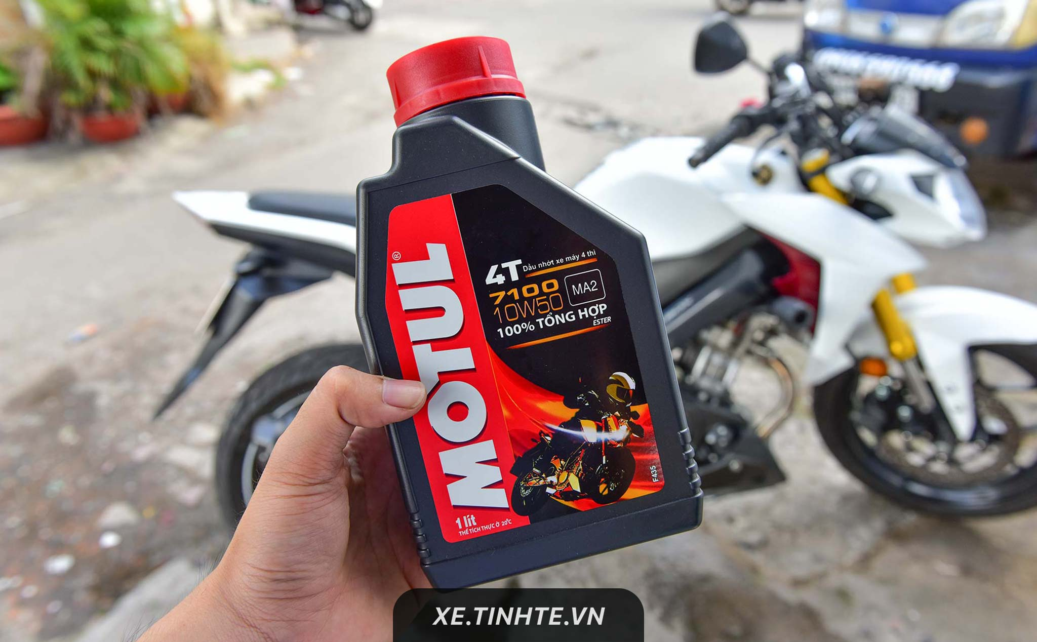 Which motorcycle lubricant do you use and how often do you change it?