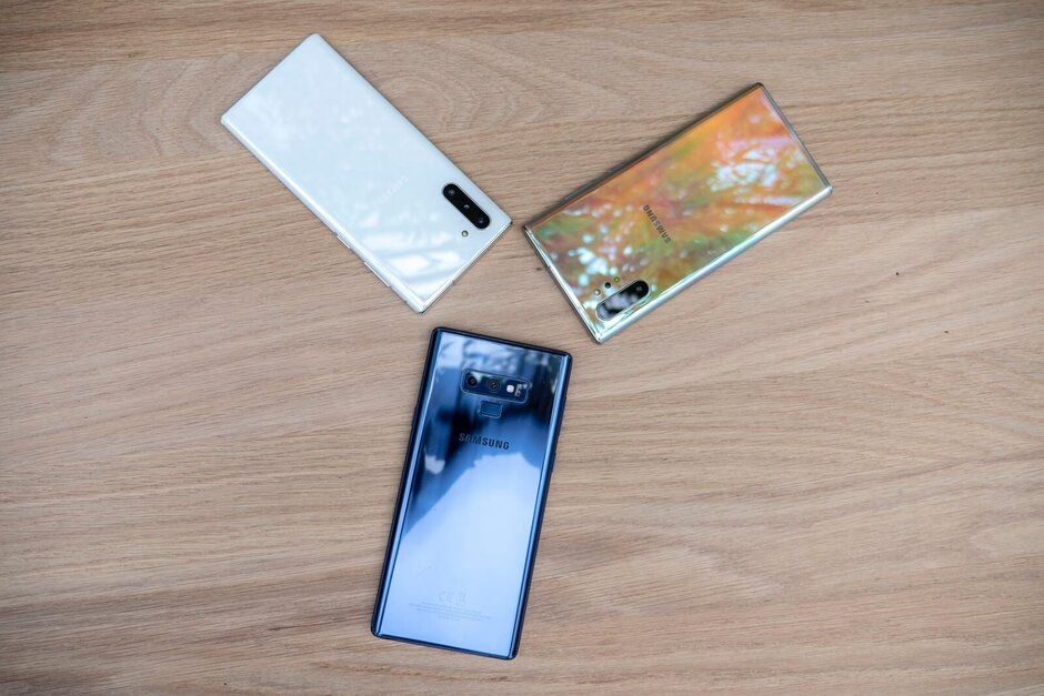 The Note 10 and Note 10+ arguably look much more refined than the Note 9 - Who exactly is the Galaxy Note 10 for?