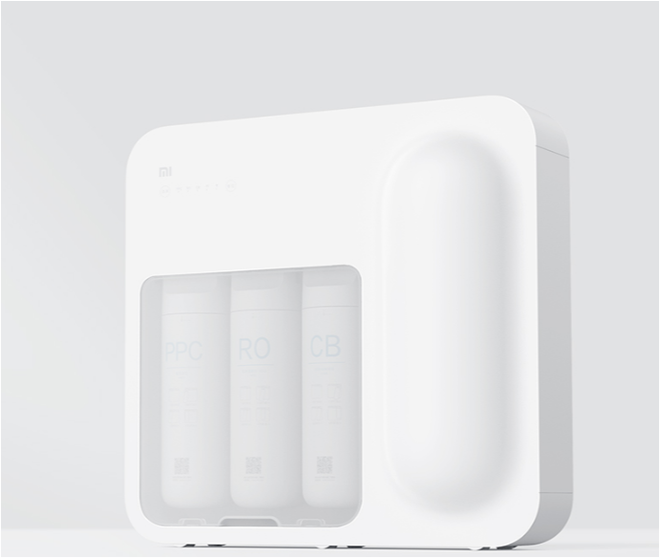 Xiaomi launched Lentils smart water purifier, 4-level reverse osmosis filtration technology, costing 141 USD - Photo 1.