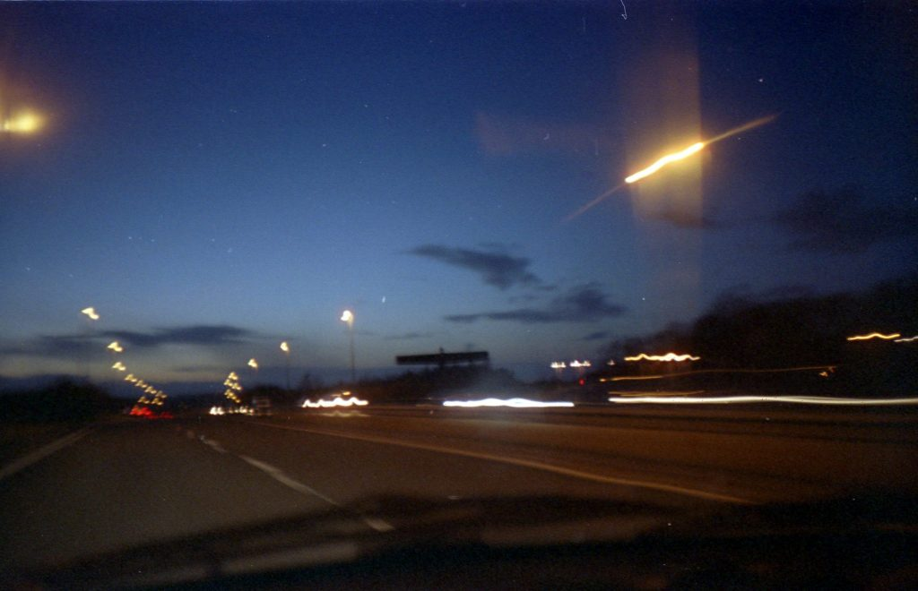 5 Frames With Far Too Much Alcohol (and a Lomo LC-A) - by Ken Hindle-May