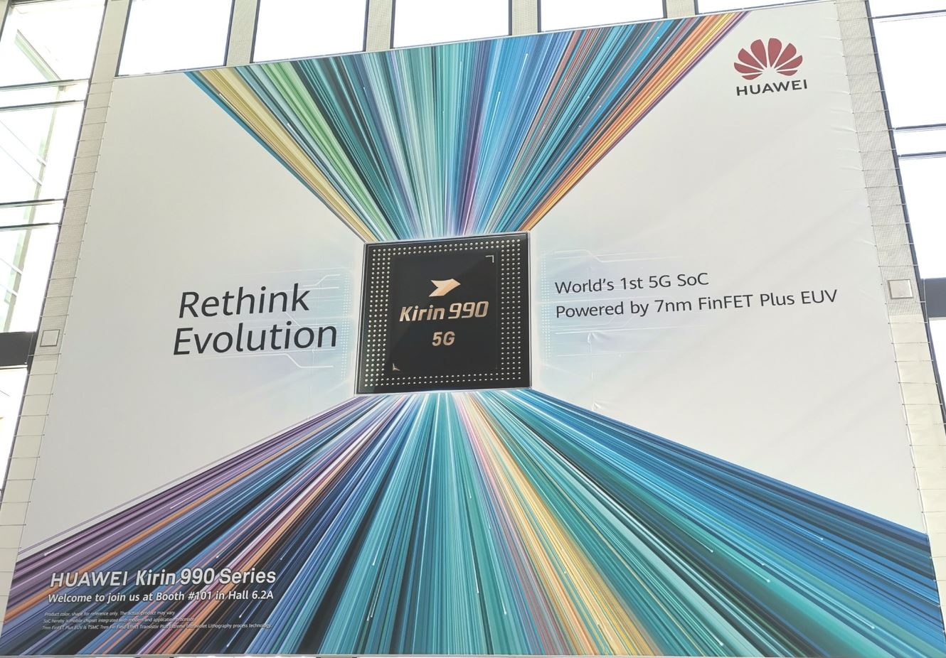 Sforum - Latest technology information page huawei-2 After Samsung, Huawei is also ready to launch integrated 5G modem chip at IFA 2019