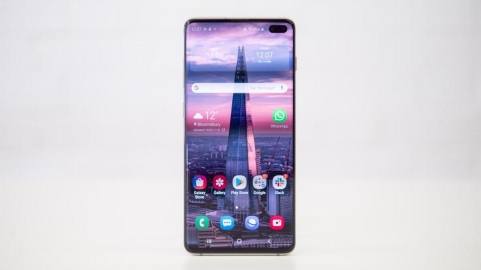 Apple iPhone 11 Pro Max vs Samsung Galaxy S10 Plus: Which supersized smartphone is best?