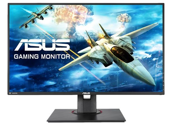 Luxurious ASUS VG278QF display