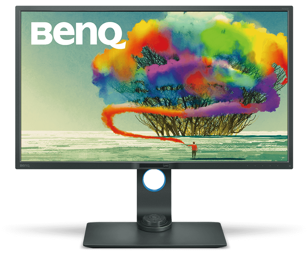 BenQ PD3200U screen