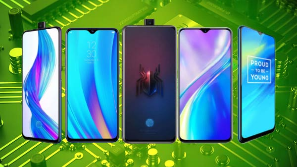 Best Realme Smartphones With 6GB RAM To Buy In India