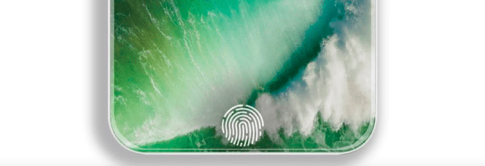 Sforum - Touch-ID-duoi-man-hinh-1 technology information page Bloomberg: iPhone 2020 will be integrated Touch ID under the screen