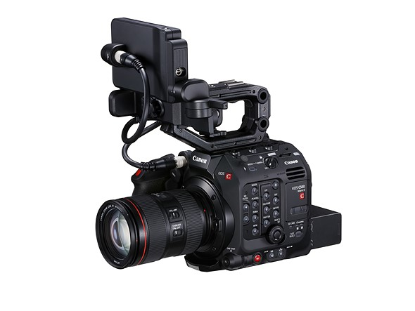 Canon announces C500 Mark II camera with 5.9K Cinema RAW Light recording: Digital Photography Review