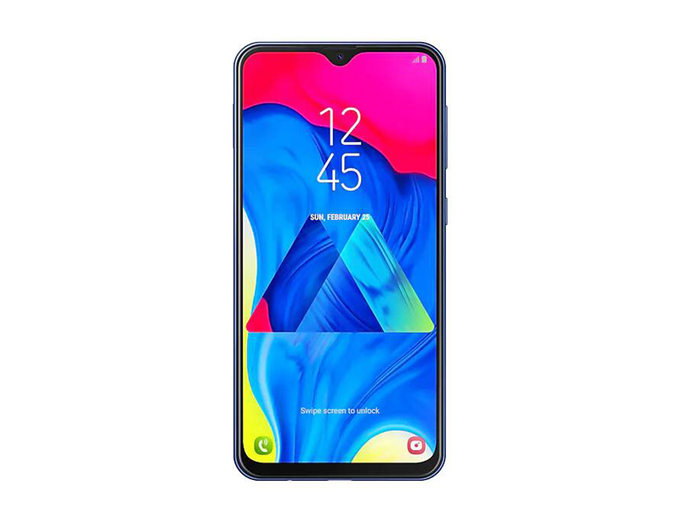 Sforum - Latest technology information page Galaxy-M10s-ra-mat-1 Galaxy M10s launched: 6.4 inch waterdrop screen, Exynos 7884B, 4,000mAh battery, price of about 2.93 million