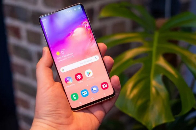 Galaxy S11 will have a variant equipped with 1TB internal memory, proceeding to wipe out the microSD card slot? - Picture 1.