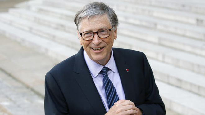 Giving away $ 35 billion in philanthropy, but Bill Gates is not as poor as we thought, the fact that assets are growing - Photo 1.