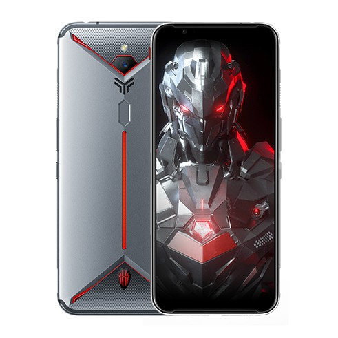 Great gaming smartphone Nubia Red Magic 3S launched with super huge configuration, super-cheap battery, soft, just under 10 million VND - Photo 1.