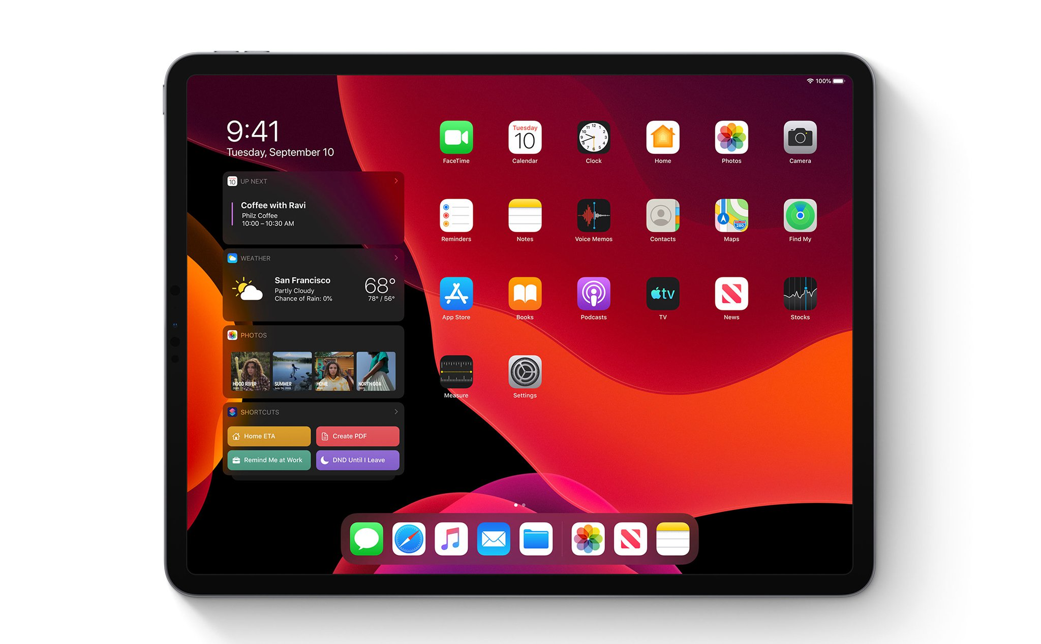 IPadOS and iOS 13.1 officially available, invite you to update!