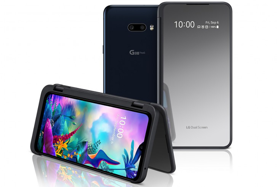 Sforum - LG-G8X-ThinQ-1 latest technology information page LG G8X ThinQ officially launched with the unique 2 detachable screen design